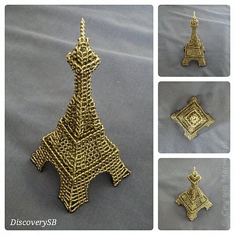 Eiffel Tower, Paris #2 ( Эйфелева башня )