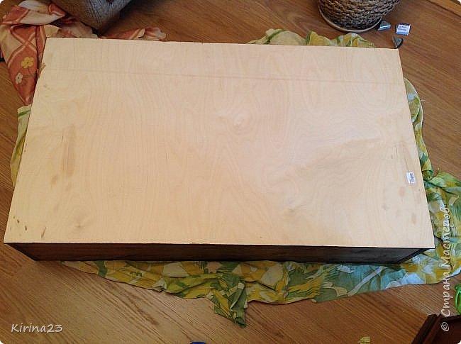 Здравствуйте , мастера и мастерицы! Это  третья попытка в изготовлении мебели( мебели- громко сказано ). Первая здесь http://stranamasterov.ru/node/1017100 Здесь вторая http://stranamasterov.ru/node/1029115 фото 9