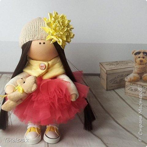 Коллекционные куклы ручной работы. фото 3