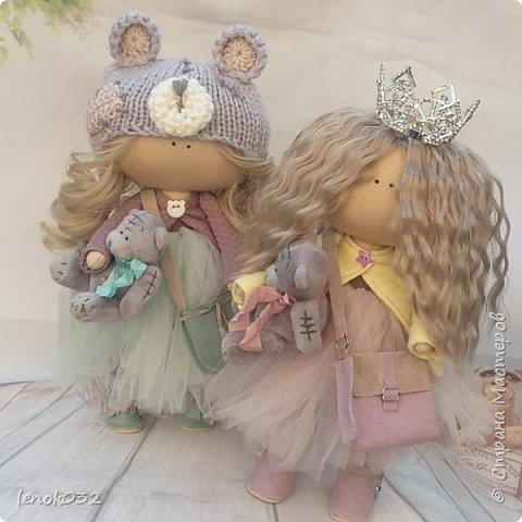 Коллекционные куклы ручной работы. фото 2
