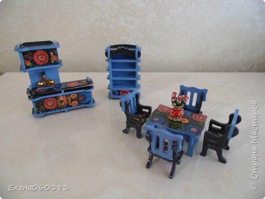 Кукольная мебель из последнего фото 1