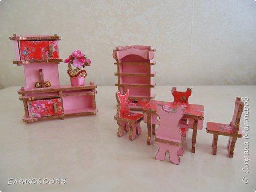 Кукольная мебель из последнего фото 3
