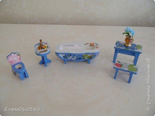 Кукольная мебель из последнего фото 5