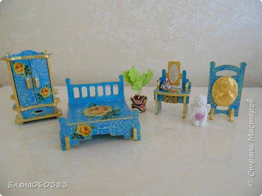 Кукольная мебель из последнего фото 6