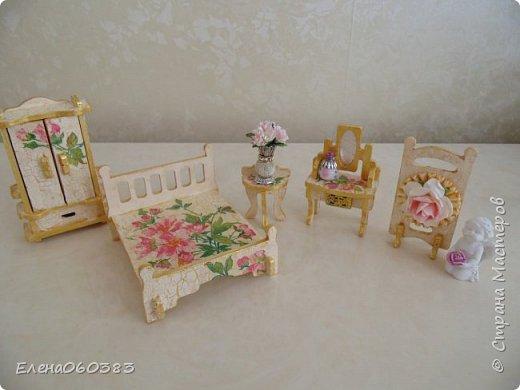 Кукольная мебель из последнего фото 7