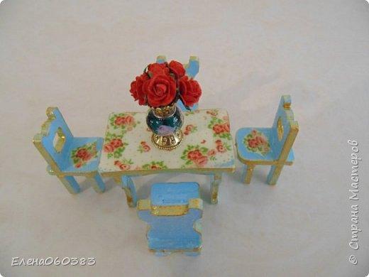 Кукольная мебель из последнего фото 9