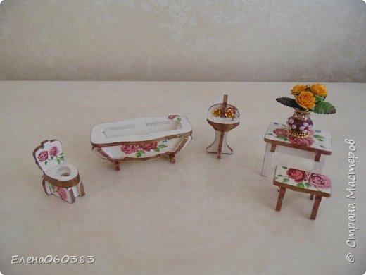 Кукольная мебель из последнего фото 10
