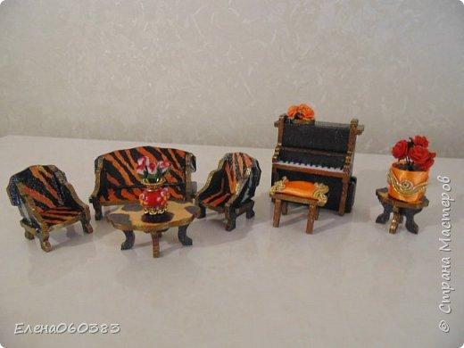 Кукольная мебель из последнего фото 13