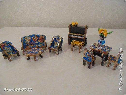 Кукольная мебель из последнего фото 14