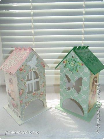 Чайные домики фото 1