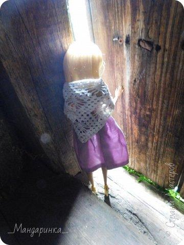 Всем привет!Сегодня на меня что-то нашло и я решила показать вам свои работы и познакомить с Кетрин.Мы обходились без расчёски, так что заранее прошу прощения. Девушка она весёлая, но держит всё под контролем.Любит стильно одеваться и фотографировать. фото 9
