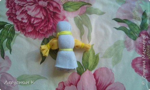 Привет Страна мастеров,сегодня я покожу простой МК как сделать куклу кувадку. Смотрим. фото 1