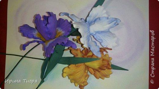 рисунок сделан зубочисткой , а цвет тонировала пастелью   фото 2