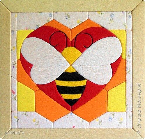 И снова главным героем моих картинок является Пчелка. фото 5