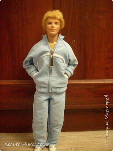 Здравствуй, Страна Мастеров!  Сшила своей банде спортивные костюмы. Костюмы сшиты из спортивной куртки подростка, благородно отданой родственниками на растерзание.  фото 2