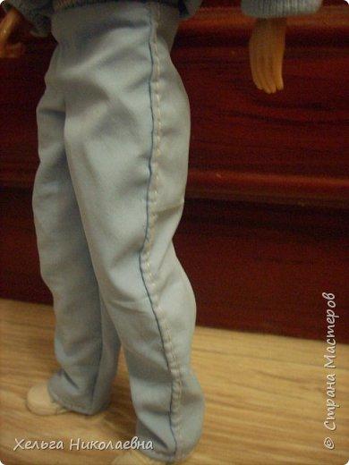 Здравствуй, Страна Мастеров!  Сшила своей банде спортивные костюмы. Костюмы сшиты из спортивной куртки подростка, благородно отданой родственниками на растерзание.  фото 10