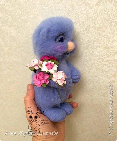 Мечталинка - маленькая радость, голубая мечта. фото 3