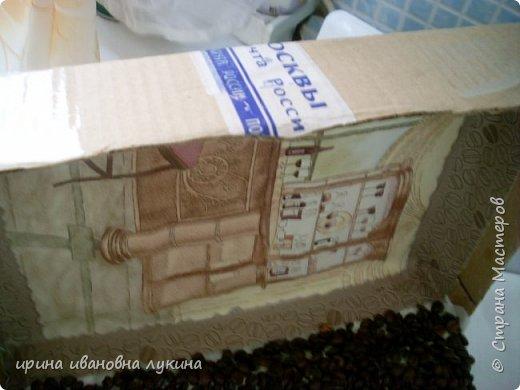 коробочка под чайные принадлежности фото 2