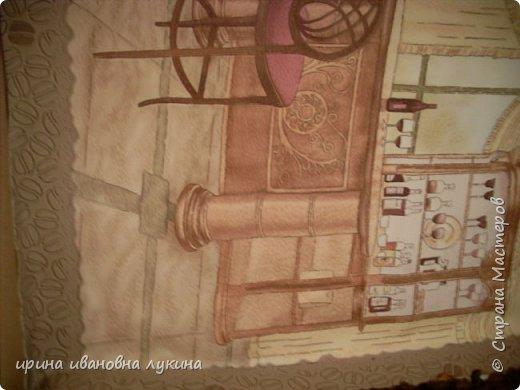 коробочка под чайные принадлежности фото 3