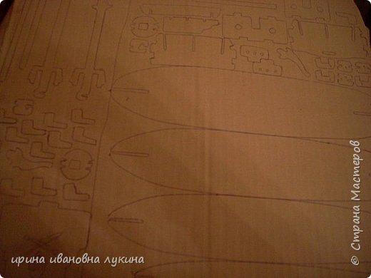 мои корабли из картона фото 3
