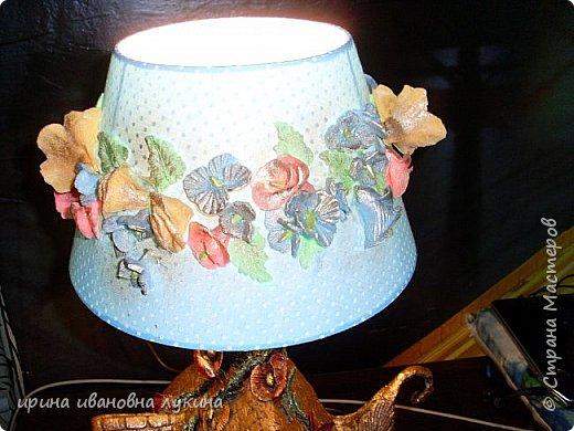 настольная лампа домище фото 13