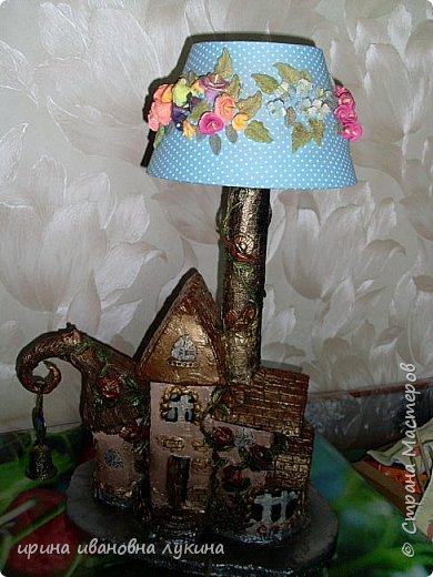 настольная лампа домище фото 14