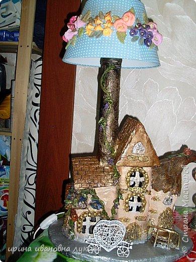 настольная лампа домище фото 18