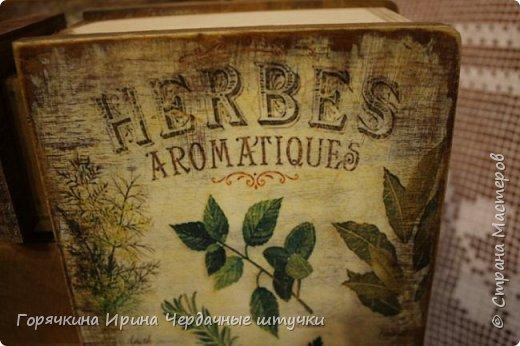 """В процессе... Набор """"Herbs of Provence"""" фото 4"""