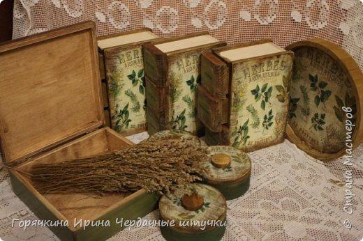 """В процессе... Набор """"Herbs of Provence"""" фото 8"""