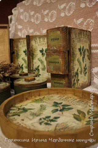 """В процессе... Набор """"Herbs of Provence"""" фото 10"""