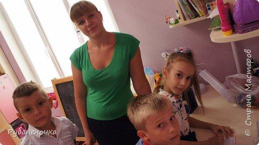 В этом году  день рождения доченьки было решено отмечать дома узким семейным кругом... Роль аниматора/организатора взяла на себя я, и вот что из этого получилось фото 11