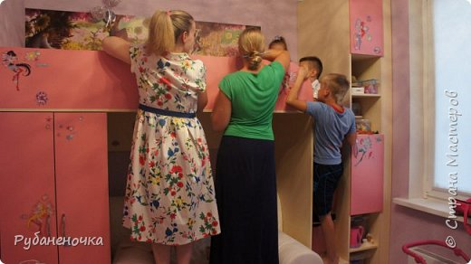 В этом году  день рождения доченьки было решено отмечать дома узким семейным кругом... Роль аниматора/организатора взяла на себя я, и вот что из этого получилось фото 28