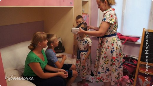 В этом году  день рождения доченьки было решено отмечать дома узким семейным кругом... Роль аниматора/организатора взяла на себя я, и вот что из этого получилось фото 32