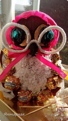 Нетак давно я искала сову в чепчике. Ну, сообразила, как смогла)) За фон заранее прошу прощения))) фото 4