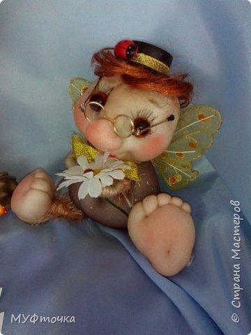 И снова куклы из капрона))) фото 1