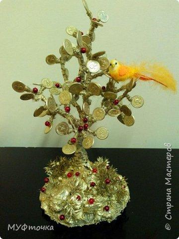 Денежное дерево) фото 2