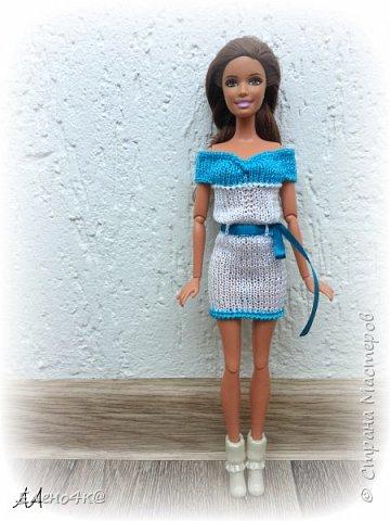 Добрый день, куклолюбители!!! Открыла для себя одну новую вещь: куклы - это болезнь))) У меня опять пополнение коллекции: Barbie Fashionistas Sassy and Sweety (2010) Назвала эту девочку Холли фото 2