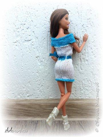 Добрый день, куклолюбители!!! Открыла для себя одну новую вещь: куклы - это болезнь))) У меня опять пополнение коллекции: Barbie Fashionistas Sassy and Sweety (2010) Назвала эту девочку Холли фото 4