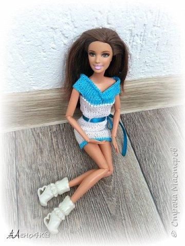 Добрый день, куклолюбители!!! Открыла для себя одну новую вещь: куклы - это болезнь))) У меня опять пополнение коллекции: Barbie Fashionistas Sassy and Sweety (2010) Назвала эту девочку Холли фото 6