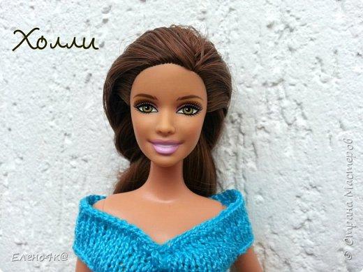 Добрый день, куклолюбители!!! Открыла для себя одну новую вещь: куклы - это болезнь))) У меня опять пополнение коллекции: Barbie Fashionistas Sassy and Sweety (2010) Назвала эту девочку Холли фото 1