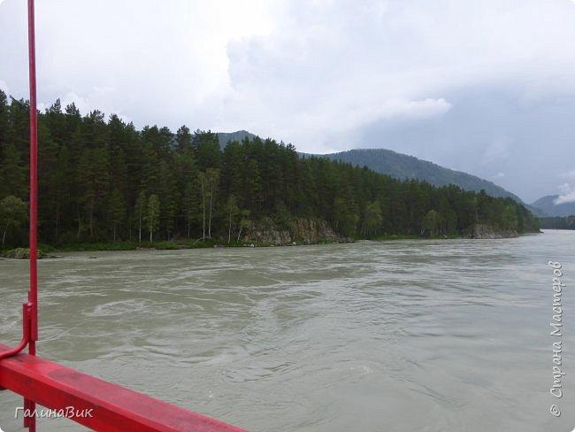29 июля мы совершили поход к Камышлинскому водопаду, расположенному на реке Камышла, являющейся левым притоком Катуни. Этот водопад - памятник природы Республики Алтай с 1996 года. фото 3