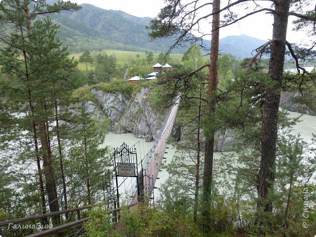 29 июля мы совершили поход к Камышлинскому водопаду, расположенному на реке Камышла, являющейся левым притоком Катуни. Этот водопад - памятник природы Республики Алтай с 1996 года. фото 16