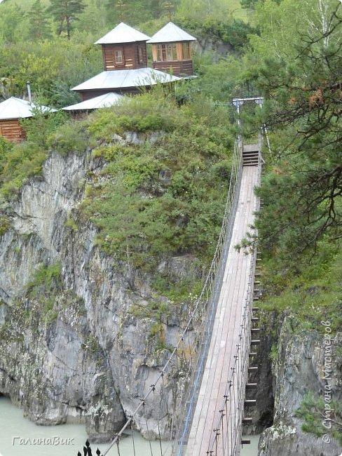 29 июля мы совершили поход к Камышлинскому водопаду, расположенному на реке Камышла, являющейся левым притоком Катуни. Этот водопад - памятник природы Республики Алтай с 1996 года. фото 17