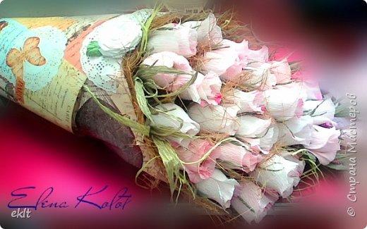 Букеты из конфет к 1 сентября, удивите своих учителей!!! фото 2