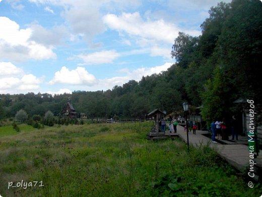 Продолжаем поездку...после Троице-Сергиевой Лавры и Сергиева Посада мы направились к Гремячему ключу! фото 53