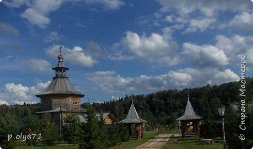 Продолжаем поездку...после Троице-Сергиевой Лавры и Сергиева Посада мы направились к Гремячему ключу! фото 72