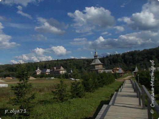 Продолжаем поездку...после Троице-Сергиевой Лавры и Сергиева Посада мы направились к Гремячему ключу! фото 74