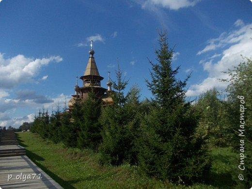 Продолжаем поездку...после Троице-Сергиевой Лавры и Сергиева Посада мы направились к Гремячему ключу! фото 75