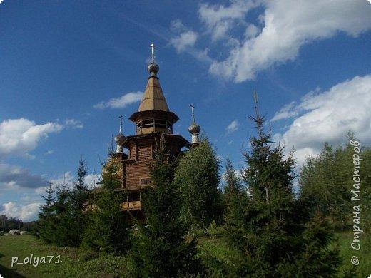 Продолжаем поездку...после Троице-Сергиевой Лавры и Сергиева Посада мы направились к Гремячему ключу! фото 76