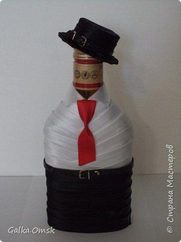 """Это лестница успеха. Сделана мною в подарок мужчине на день рождения.Назвала её """"Виноградная лоза"""", поскольку виноград считается символом богатства и успеха  фото 11"""